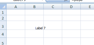 Change the Font Size, Color, and Style of an Excel Form Control